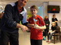 1e plaats A-poule groep 7/8: Max