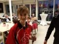 3e plaats B jeugd: Viktor