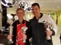 Onze clubkampioenen: Steven en Bas
