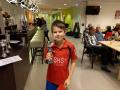 Tweede plaats B-poule: Max